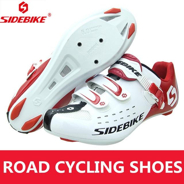 SIDEBIKE Radfahren Schuhe fr Erwachsene Fahrradschuhe mit ...