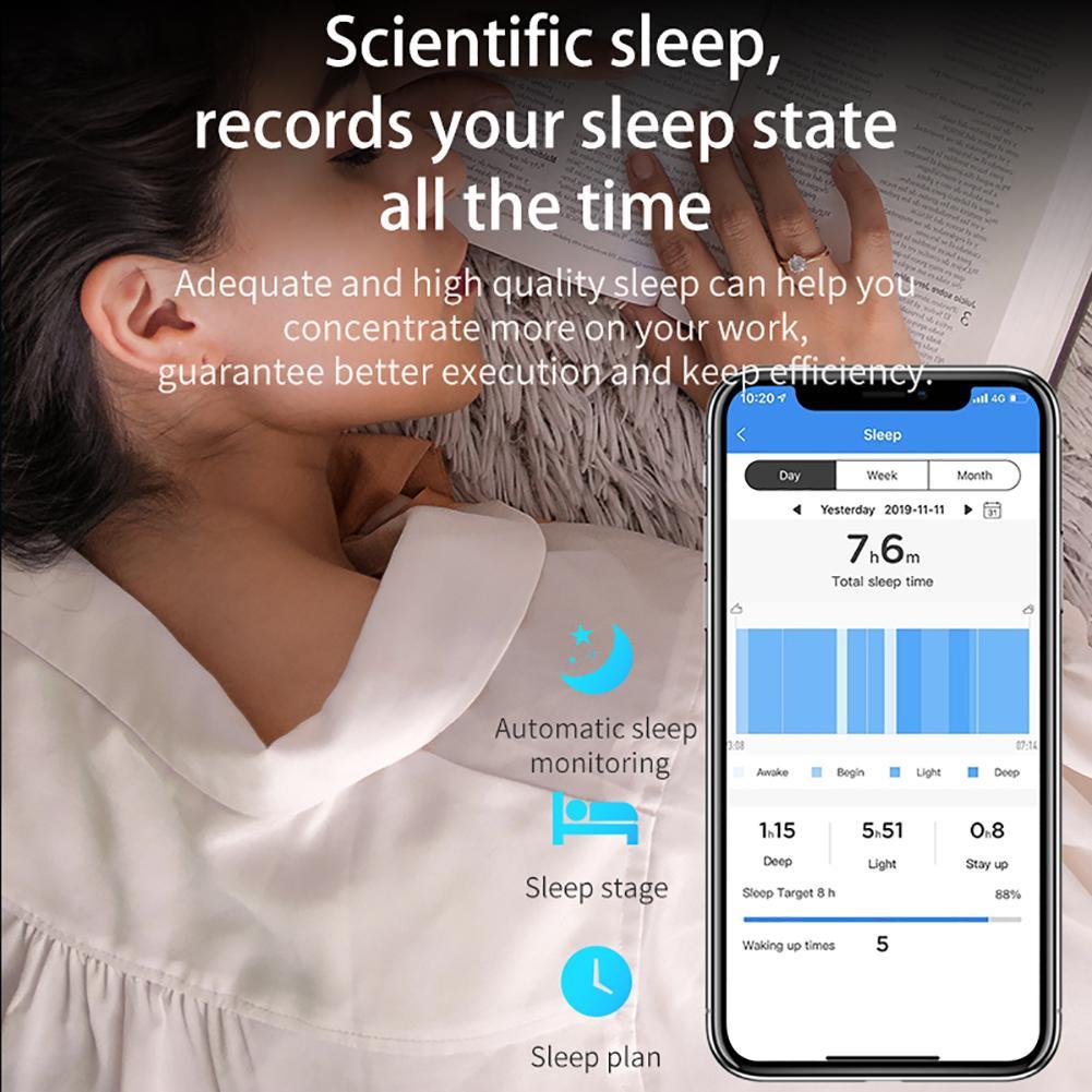 Montre intelligente pour IOS Android hommes femmes