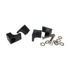 Için Playseat 4 adet pedalı montaj toka konektör kiti sabitleme aksesuar için Thrustmaster t3pa Logitech G27 G29 pedalı parçaları