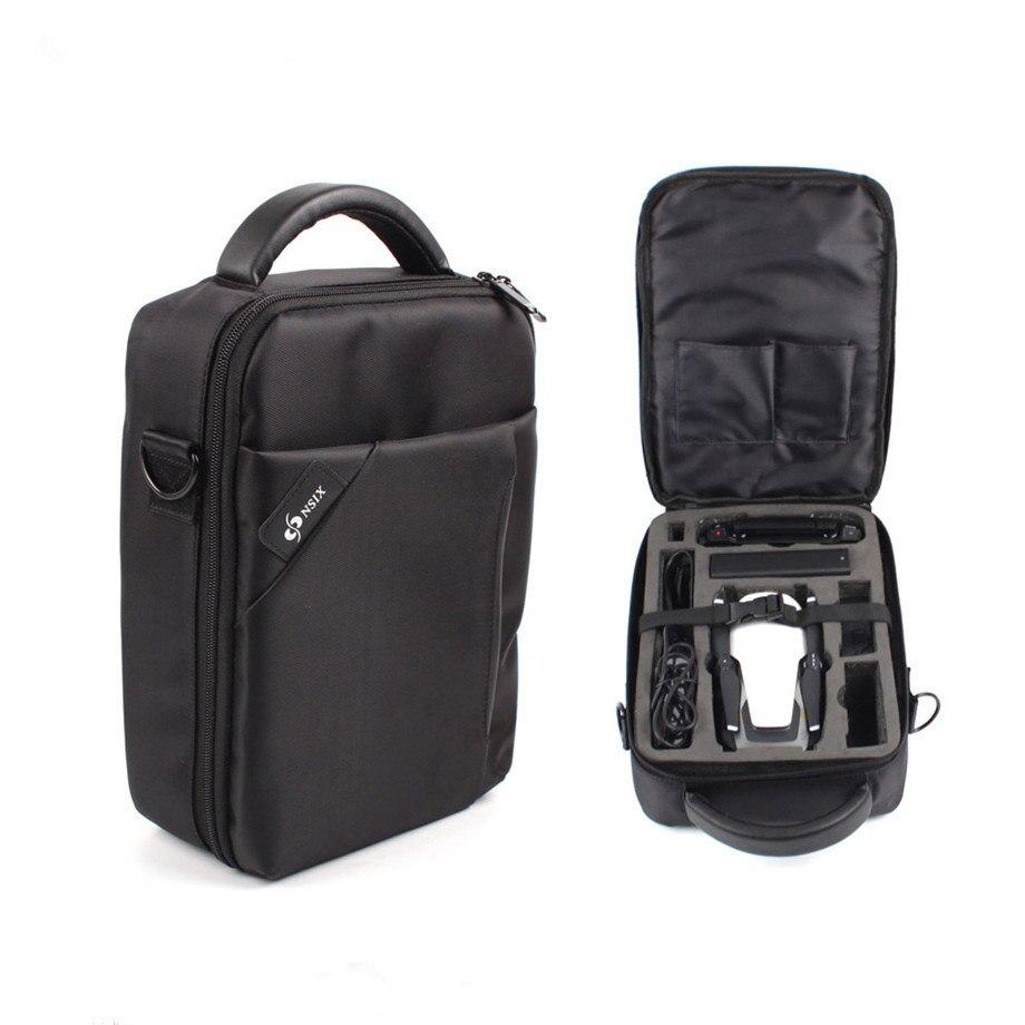 Drone Case For DJI MAVIC AIR Portable Storage Bag Single Shoulder Bag Carrying Case Black Color For DJI Mavic Air