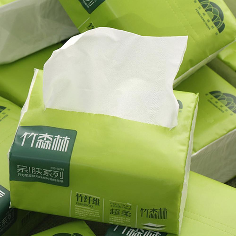 Pumping Paper Baby Soft Toilet Paper Safe Skin Friendly Kitchen Paper Household Cleaning Supplies Toilet Tissue Paper