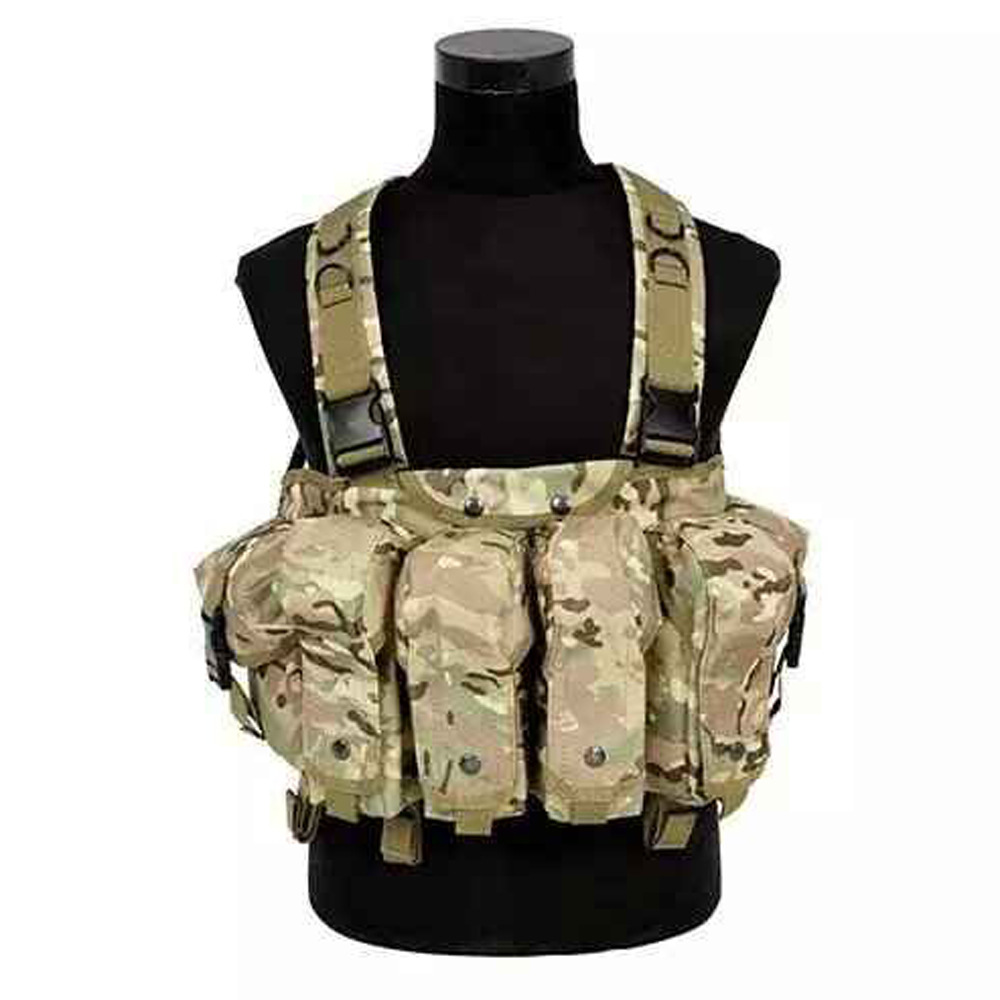 Bone Frog Produced Tactical AK Apron Vest Casual Outdoor Field Operations Vest Simple Models