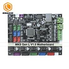 цена на SIMAX3D 3d Printer Mainboard Mks Gen L Controller Compatible With Ramps1.4/mega2560 R3 Support A4988/DRV8825/tmc2208/2209