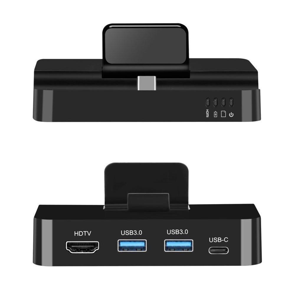 HDMI Dex станция настольное расширение зарядки зарядное устройство док станция мобильного телефона для samsung Galaxy Note 9 для MacBook 12