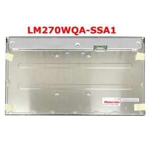 27 calowy oryginalny nowy moduł ekranu lcd Nano IPS LM270WQA SS A1 2560*1440 2K 144HZ dla monitora LG 27GL850 AOC AG273QXP
