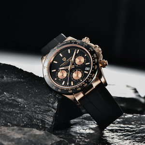 Image 3 - PAGANI 2020 Neue Quarz männer Uhren Sport Business/Wasserdicht/Uhr Männer Edelstahl Männlichen Handgelenk Uhren Relogio masculino