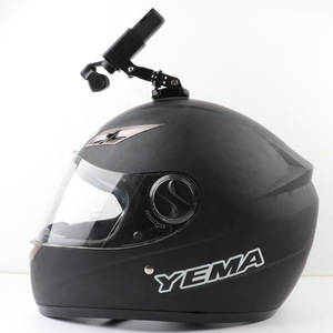 Image 5 - Motorcycle helmet hat mount selfie stick arm holder & 3M glue base for dji osmo pocket / osmo pocket 2 gimbal camera Accessories