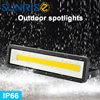 outdoor floodlight AC85 265V IP65 50W waterproof Landscape outdoor housing Lighting flood light