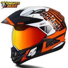 Motorcycle Helmet Casco Moto Men Motocross Helmet ATV Moto Helmet Cross Downhill Off road Helmet ECE Capacete De Moto