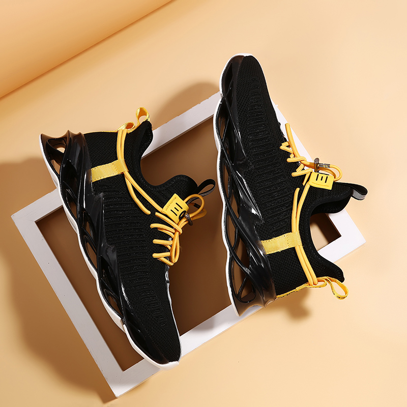 SENTA New Profession Running Shoes for Men Damping Blade Cushioning Sport Shoes Fast Run Shoes Athletic Sneakers Zapatillas 1