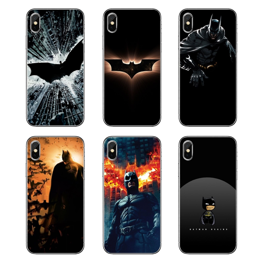 Transparent Soft Shell Covers Batman Begins Wallpapers For Samsung Galaxy Note 8 9 S9 S10 A8 A9 Star Lite Plus A6s A9s Fitted Cases Aliexpress