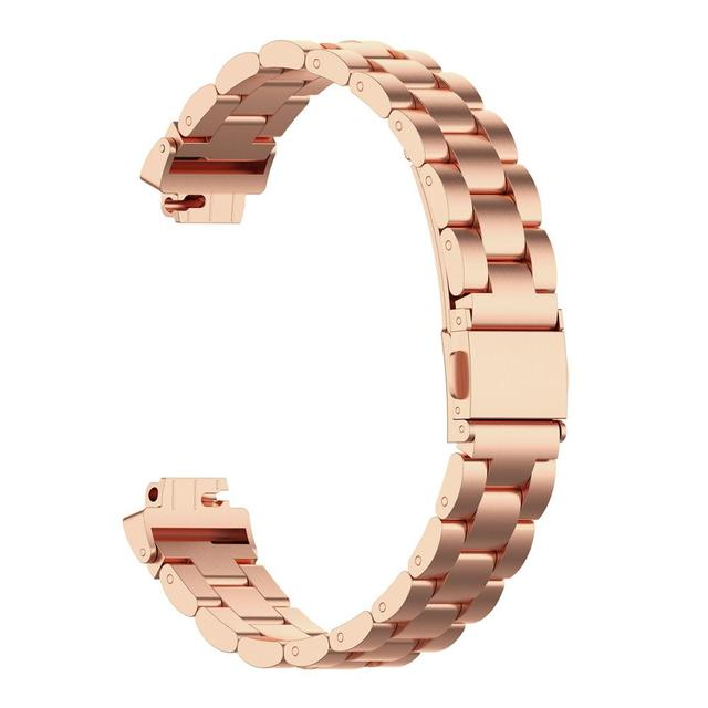 2019 Loop Stainless Steel metal Wrist Strap for fitbit  inspire /inspire HR / ace2 Smart Watch Band bracelet Accessories   Fotoflaco.net