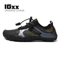 IGxx Water Shoes for Kids Boys Girls Aqua Socks Barefoot Beach Sports Swim Quick Dry Lightweight Walking Hiking Wading Sneakers 1