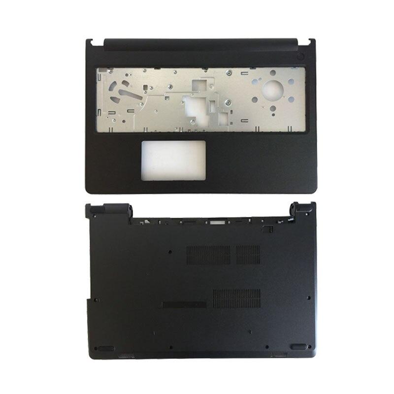 Новый чехол для ноутбука Dell Inspiron 15 3567 3565 Подставка для рук верхняя крышка/Нижняя крышка 04F55W 0X3VRG|Сумки и чехлы для ноутбуков|   | АлиЭкспресс
