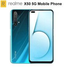 Oirginal New Realme X50 5G Mobile Phone 6GB RAM 64GB ROM 6.5