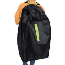 Новая дорожная сумка для хранения автомобильного сиденья, Детские принадлежности для детских колясок, рюкзак из ткани Оксфорд, дорожная сумка