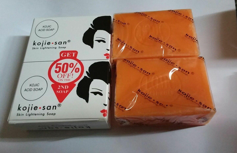 Alert Genuine 2x135g Kojie San Kojic Acid Soap Bars Skin Lightening Kojiesan Whitening Making Things Convenient For The People