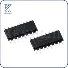 10 pces max202eese + t sop-16 rs232 transceptor chip de interface é original novo