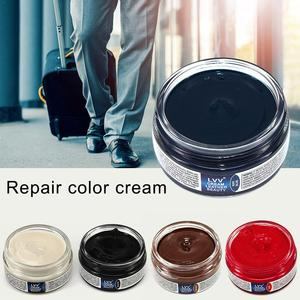 Leather Cleaner Repair Color Cream Conditioner Moisturizer Leather Repair Tool For Auto Car Seat Sofa Coats|Paint Cleaner| |  -