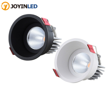 цена на Dimmable Led downlight COB Spot Light Bulb AC110V 220V 5w 7w 10w LED Lamp ceiling recessed Lights Indoor Lighting Anti-glare