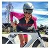 Aofly longo mangas compridas camisa de ciclismo skinsuit 2020 mulher ir pro mtb bicicleta roupas opa hombre macacão almofada rosa skinsuit macaquinho ciclismo feminino manga longa roupas com frete gratis macacao ciclis 13