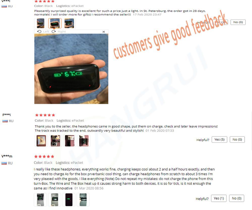 F9-5 TWS Écouteurs Bluetooth Sans Fil 5.0 écran LED étanche Airbuds 5