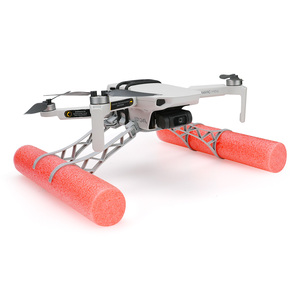 Image 5 - mavic mini landing gear buoyancy Floating Water Landing heighten leg for dji mavic mini drone Accessories