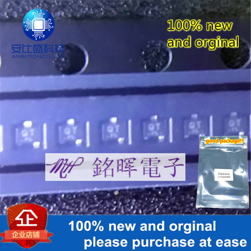 10pcs 100% New And Orginal RUM003N02 Silk-screen QT SOT-723 2.5V Drive Nch MOSFET In Stock