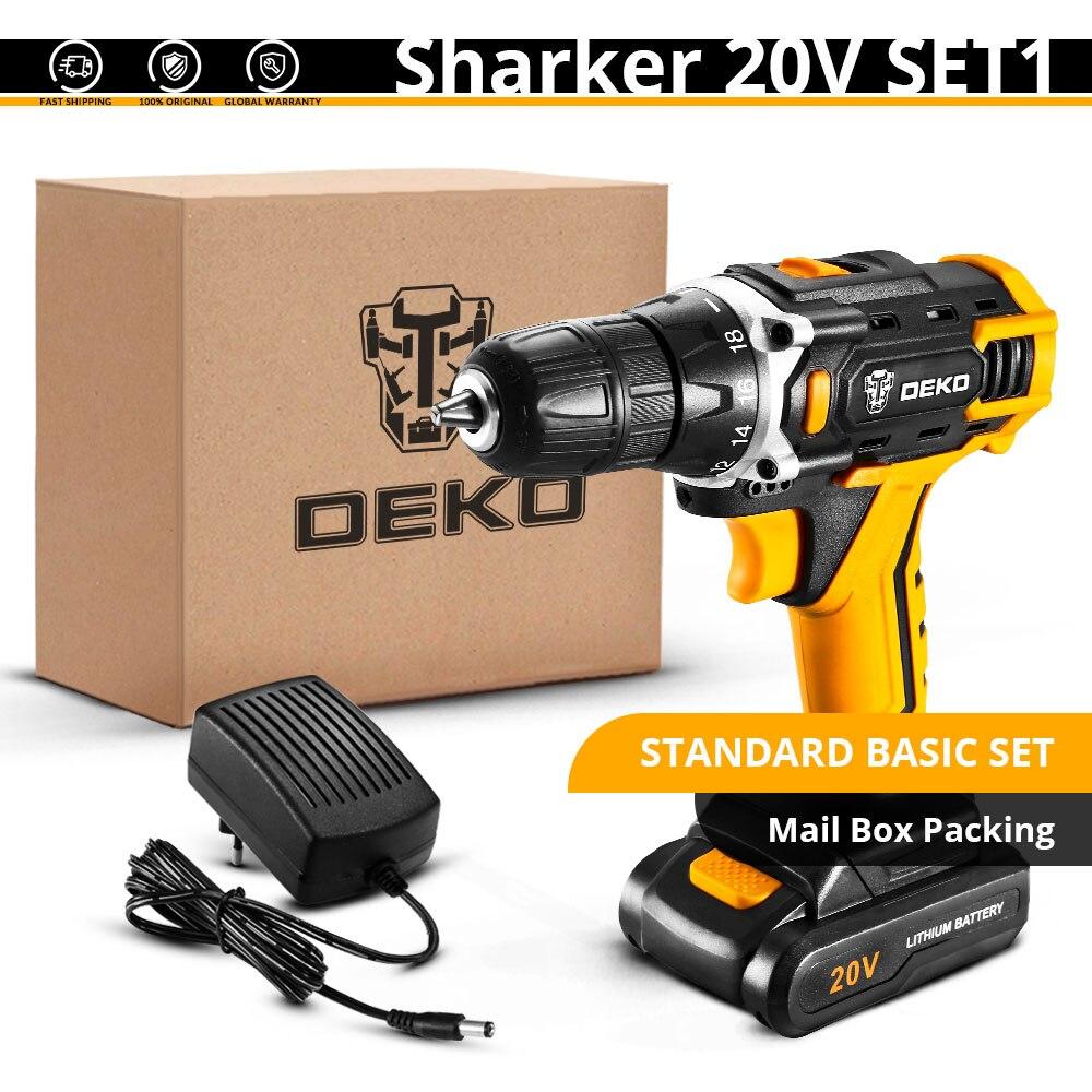 Sharker 20V SET1
