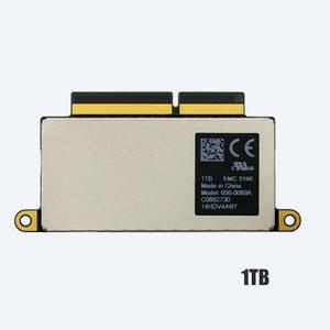 Image 2 - SSD накопитель A1708 для ноутбука, 128 ГБ, 256 ГБ, 512 ГБ, ТБ, для Macbook Pro Retina, 13,3 дюйма, 2016, 2017 года 1708, твердотельный диск PCI E EMC 3164 EMC 2978