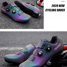 Bicycle-Shoes MTB Athletic Self-Locking Sapatilha-Ciclismo Women Professional