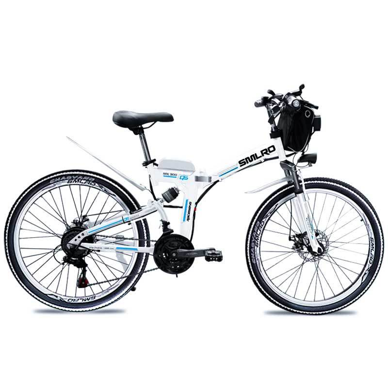 factory Price ready to ship electric bike 350W/500W 26 inch folding bike electric bicycle with 10Ah/13Ah battery 5