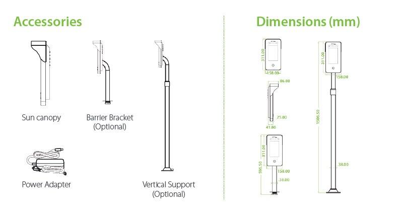 accessories-dimensions