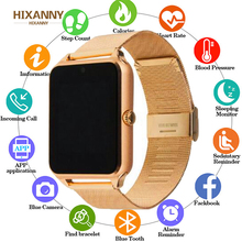 2019 Smart Watch GT08 Plus Metal Clock Support Sim TF Card Slot Push Message Bluetooth Connectivity Android IOS Phone Smartwatch цена 2017