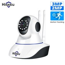 Hiseeu 1080P 1536P IP камера, беспроводная домашняя камера безопасности, камера наблюдения, Wifi, ночное видение, CCTV камера, 2 Мп, детский монитор