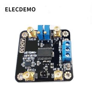 Image 2 - AD630 モジュールバランス変調器 AD630 チップロックインアンプモジュール弱い信号検出変調検出