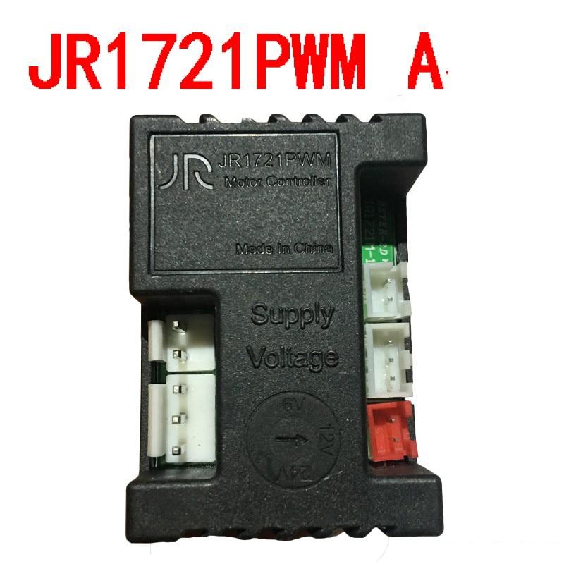 wellye jr1721pwm jr 1721pwm receptor criancas carro eletrico receptor carrinho de bebe veiculo eletrico brinquedo acessorios