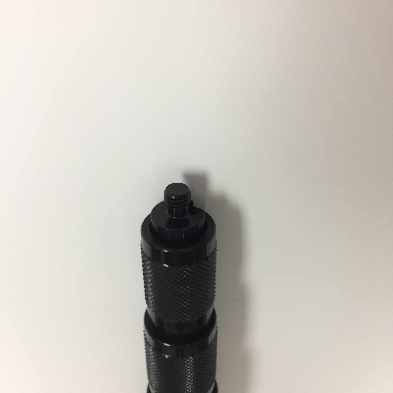 Jieyang углеродное волокно Профессиональный бум полюс JY500C микрофон Бум микрофон ковшовая штанга 5 м бумполюс черный цвет