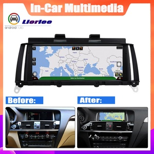 Image 2 - Car GPS Navigation Player For BMW X4 F26 2014~2016 Audio Stereo HD Touch Screen all in one