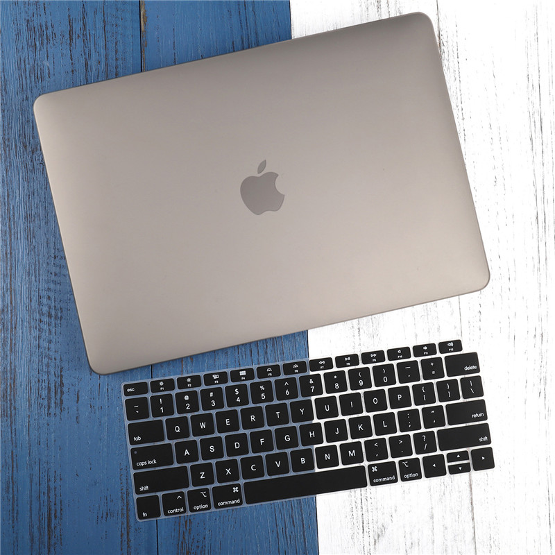 """For Macbook Air 11 12 13.3"""" Crystal Clear Cover for Macbook Air Pro 13 15 16 Touch Bar/Touch ID 2019 2020 A1932 A2159 A2141 1"""