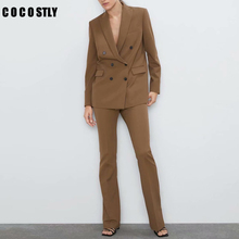2020 New office work blazer suits of high quality OL women p