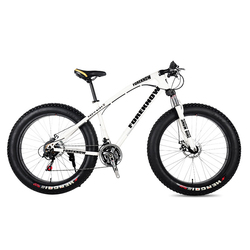 FOREKNOW XD001 26 Inch 30 Speed Wheel Sports Cycling Road Bicycle MTB MT Bikes Adult Offroad Mountain Fat Bike Men Racing