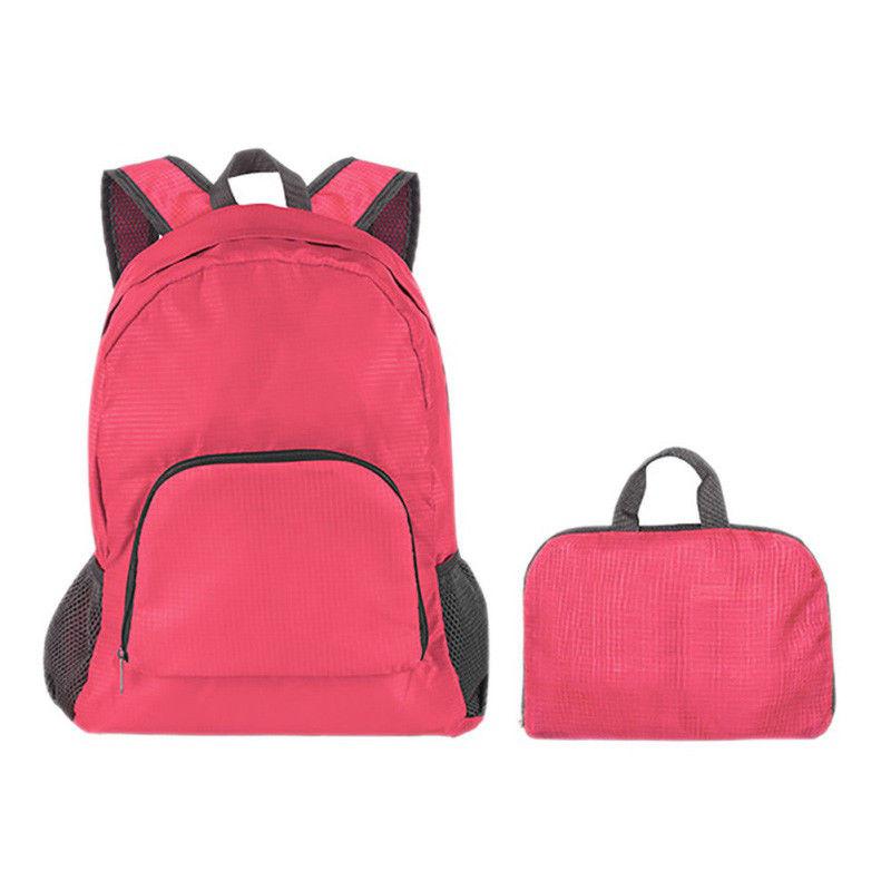 Women Men Laptop Shoulder School Bag Handbag Backpack Travel Satchel Rucksack