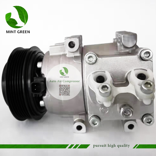 HS15 Auto ac Compressor for Ford Fiesta 1.6L AE8319D629AB AE8319D629AC AE8319D629AD BE8Z19703A 2824731