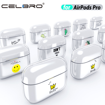 Clear Funny Case for Airpods Pro 3