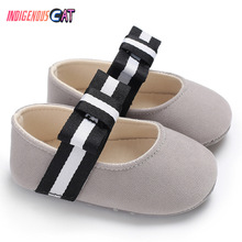 Baby Boy Shoes Infant First Walkers Nonslip Hard Sole Toddler Baby Shoes Hot Sale for 0-18M Sole Toddler Baby Shoes Canvas Shoe цены
