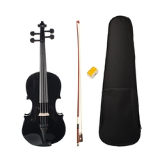 цена на Suitable for Beginners Violin 4/4 Full Size Violin 4 String Maple High Quality Violin