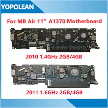 Getest A1370 Logic Board Voor Macbook Air 11 \