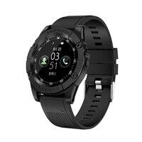 Relógio inteligente bluetooth sw98 smartwatch sono rastreador despertador dial mensagem lembrete de chamada sim tf câmera smartwatch para android|Relógios inteligentes| |  -
