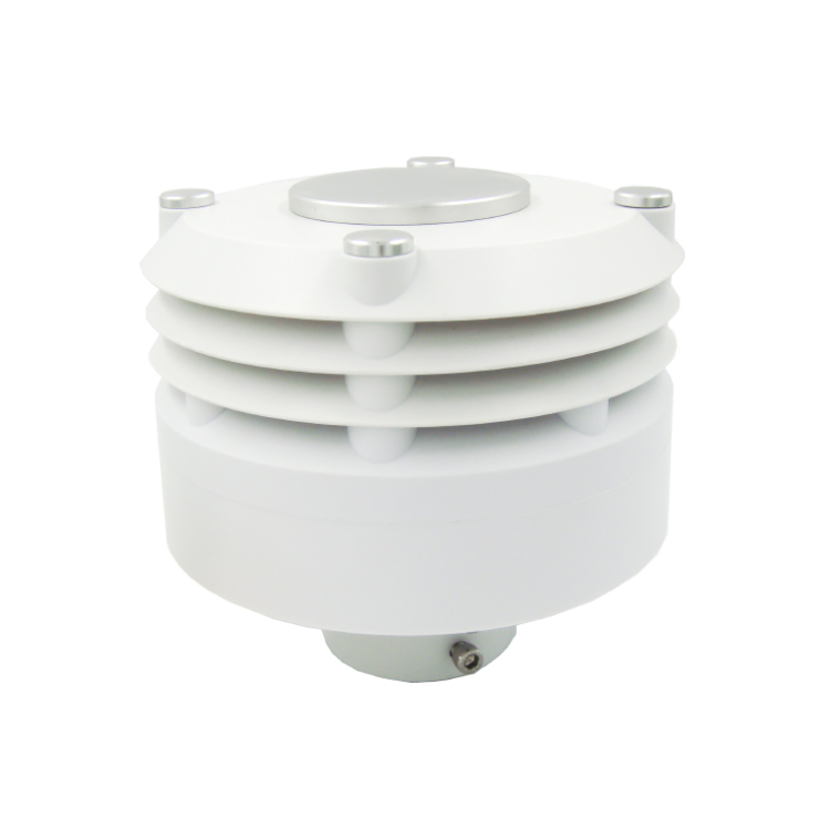 HCD6818 Air Quality Sensor Temperature, Humidity, Two Dust, Four Air Pollutant Gas Monitoring Small Weather Station